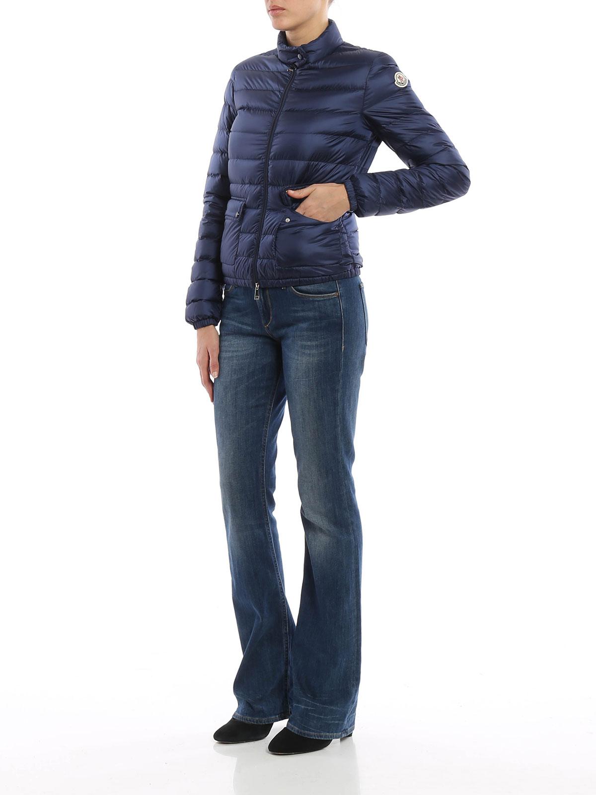 Lans padded jacket shop online: MONCLER