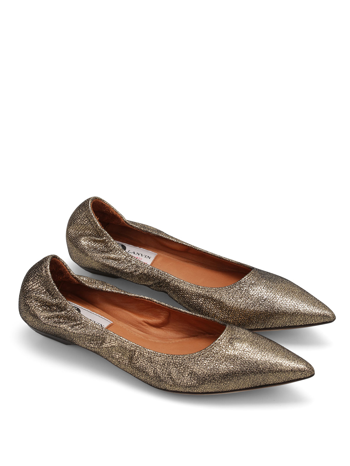 Lanvin: flat shoes - Pointed toe flats