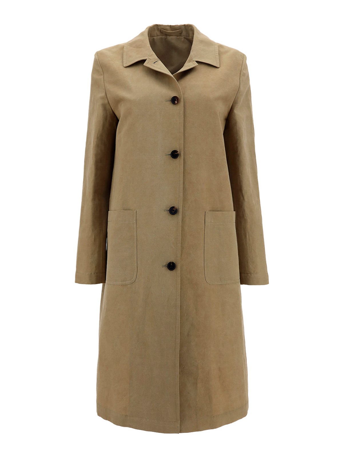 Lardini Cottons COTTON-VISCOSE TRENCH COAT