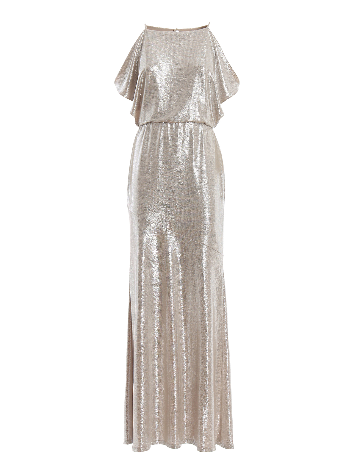 9040e2e431 LAUREN RALPH LAUREN  evening dresses - Zelder metallic fabric evening dress