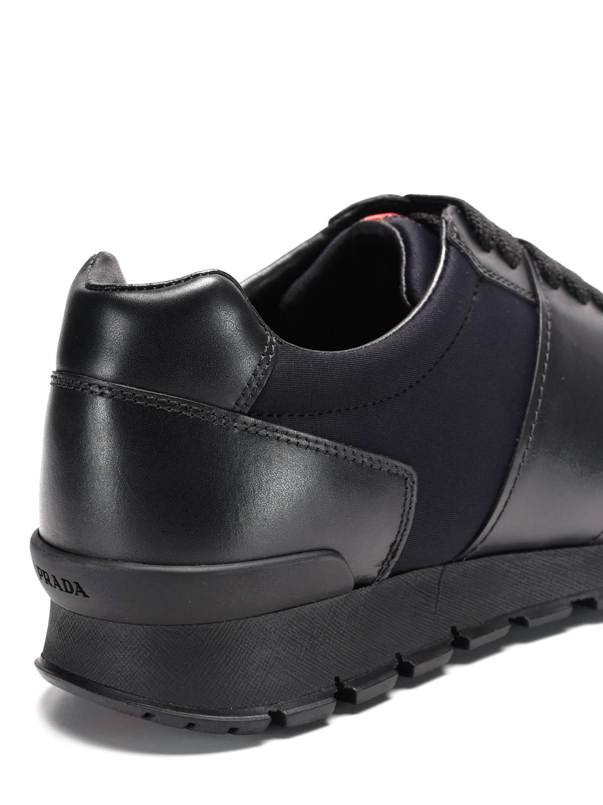 Chaussures De Sport En Néoprène Prada dyaZqDv