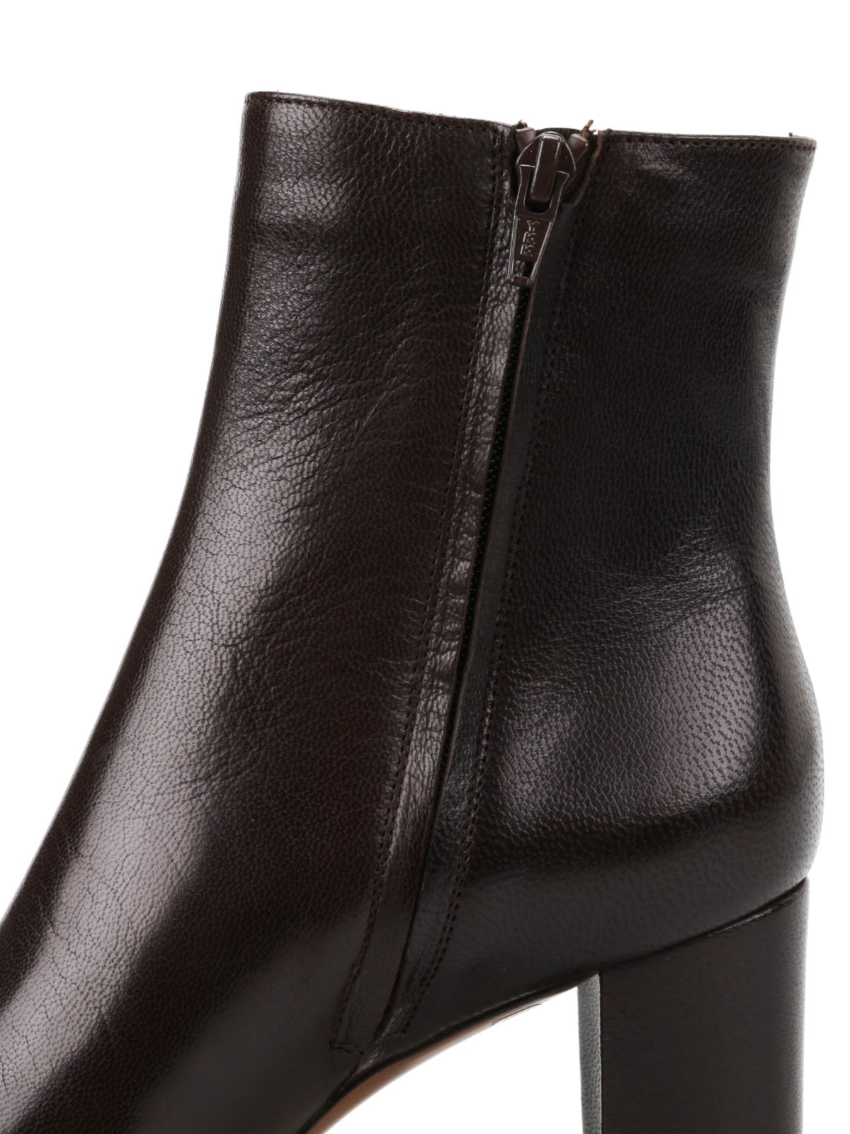 Leather ankle boots by D\'Archive by L\'Autre Chose - ankle boots ...