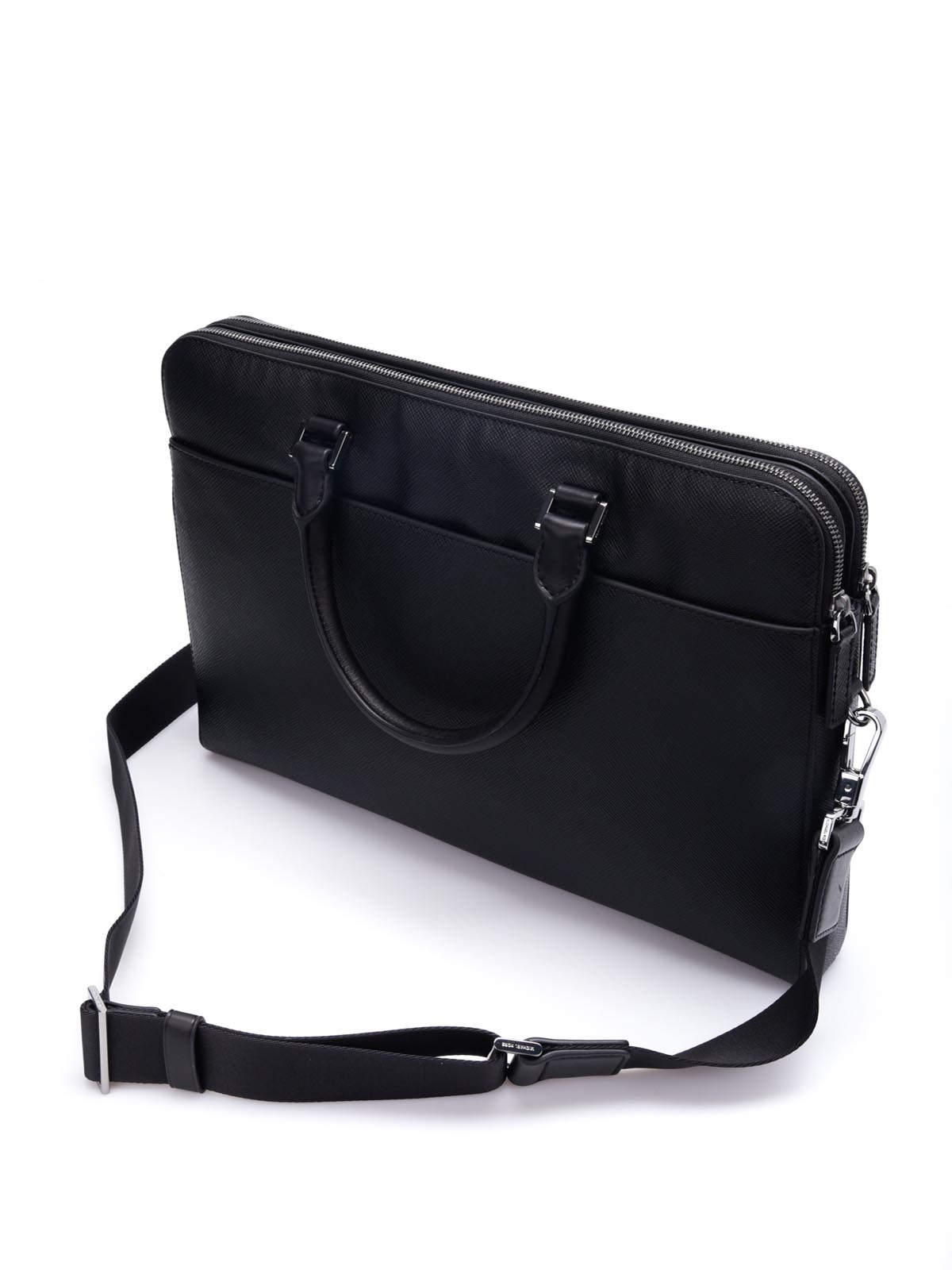 Leather Briefcase Online Michael Kors