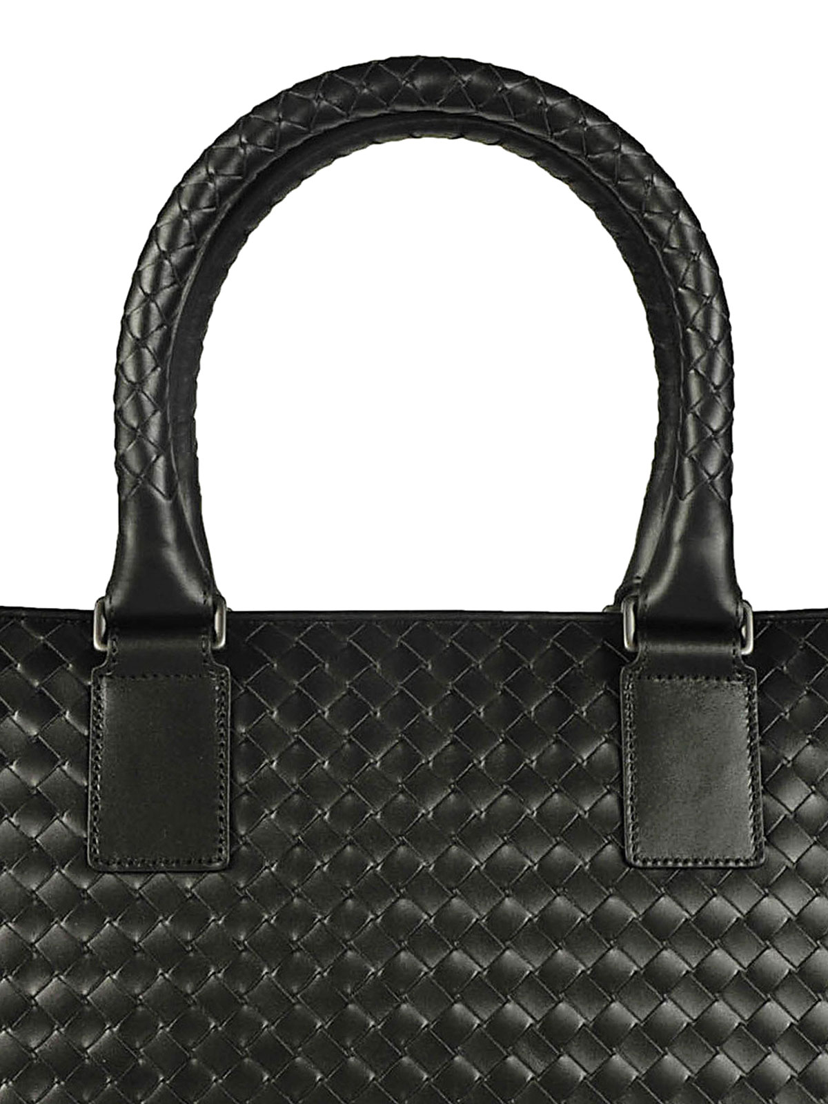 a3b3f9ff82 Bottega Veneta - LEATHER DOCUMENT BRIEFCASE - laptop bags ...