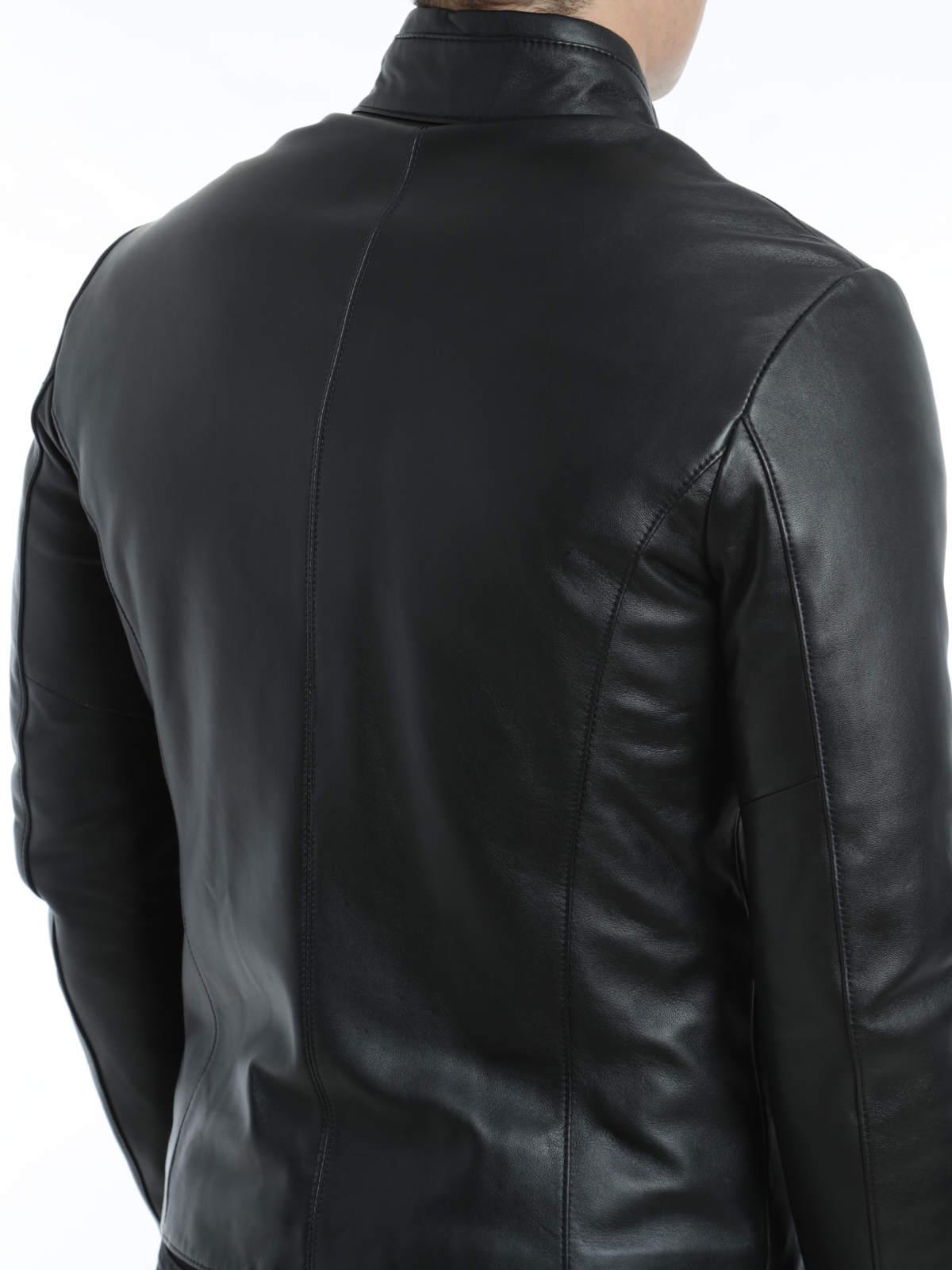 Collezioni leather jacket