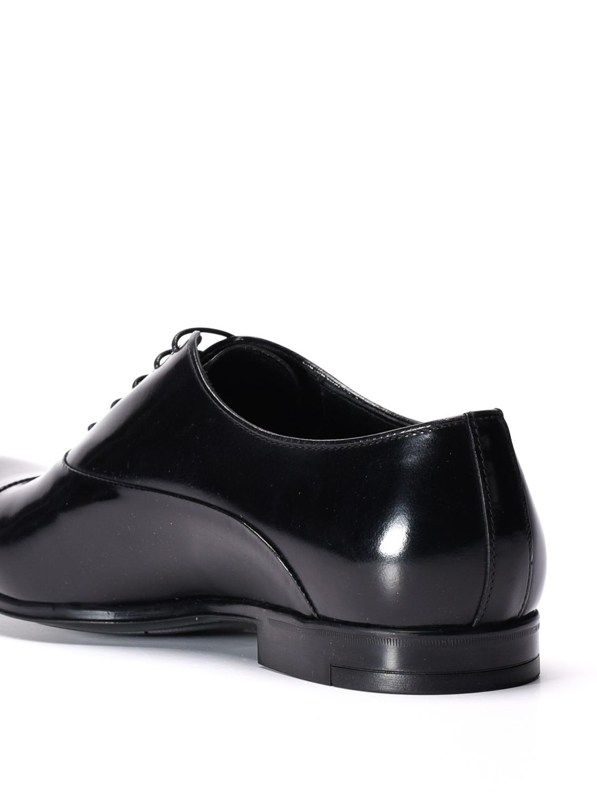 9db8390e5fd03c Doucal's - Chaussures Noir Pour Homme - Chaussures classiques ...