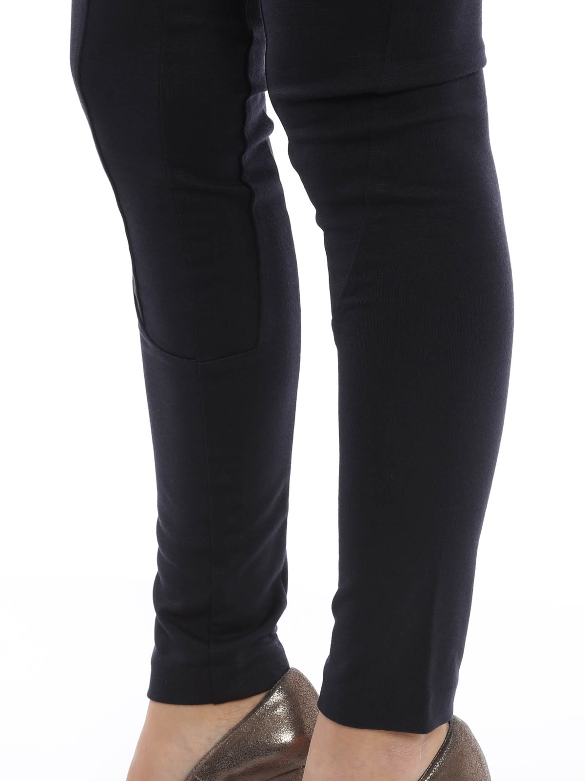 stretch fabric leggings by michael kors leggings ikrix. Black Bedroom Furniture Sets. Home Design Ideas
