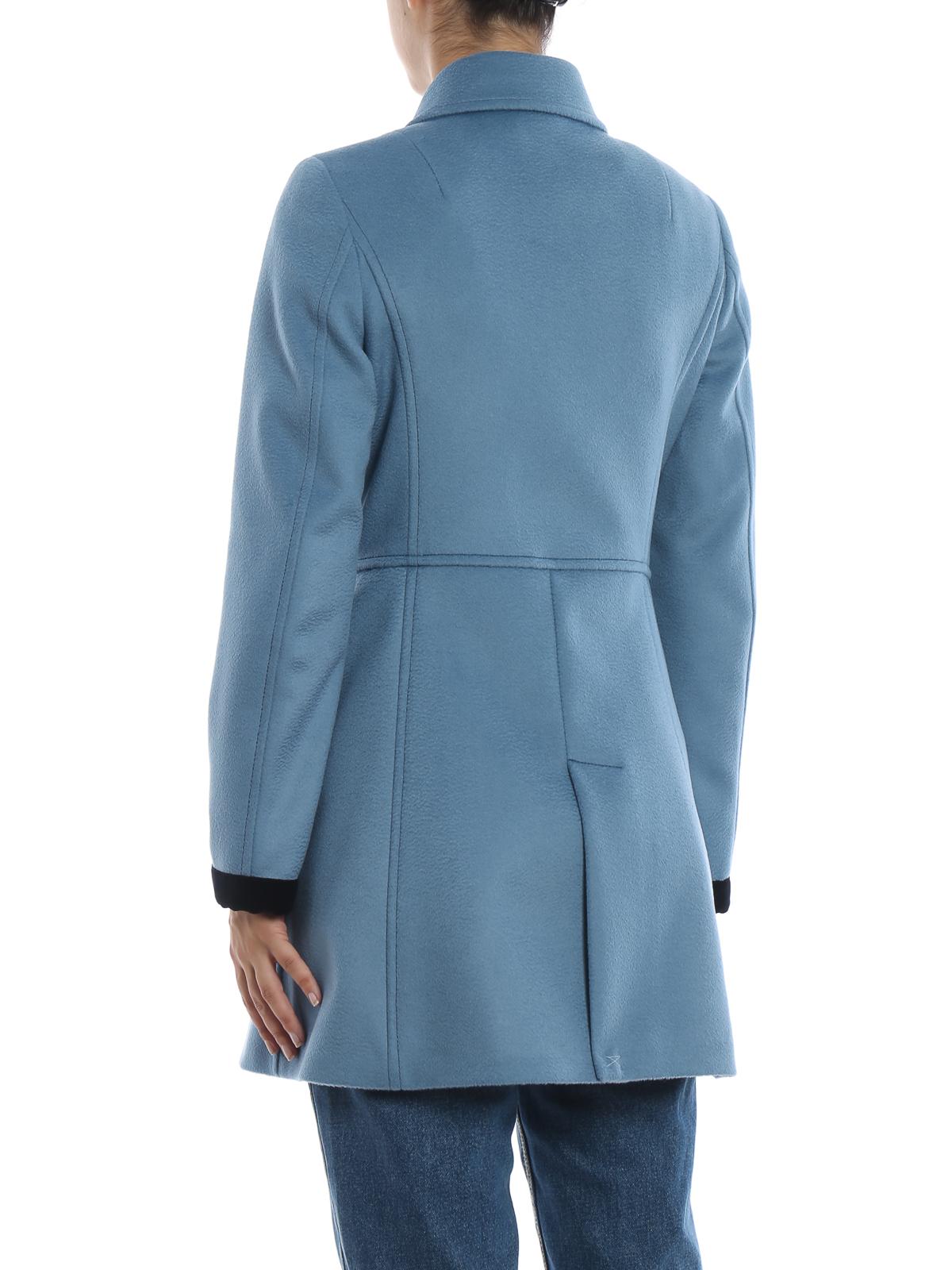Mantel hellblau sale