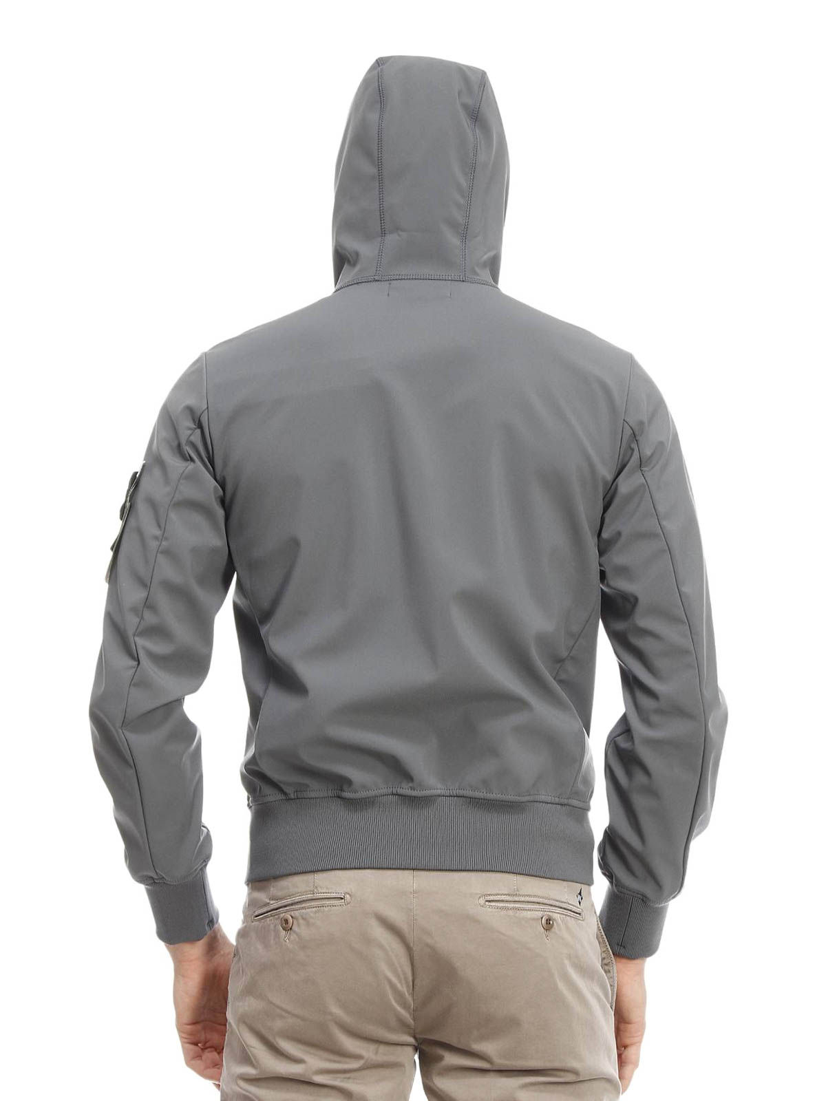 Light Soft Shell jacket by Stone Island - casual jackets - iKRIX