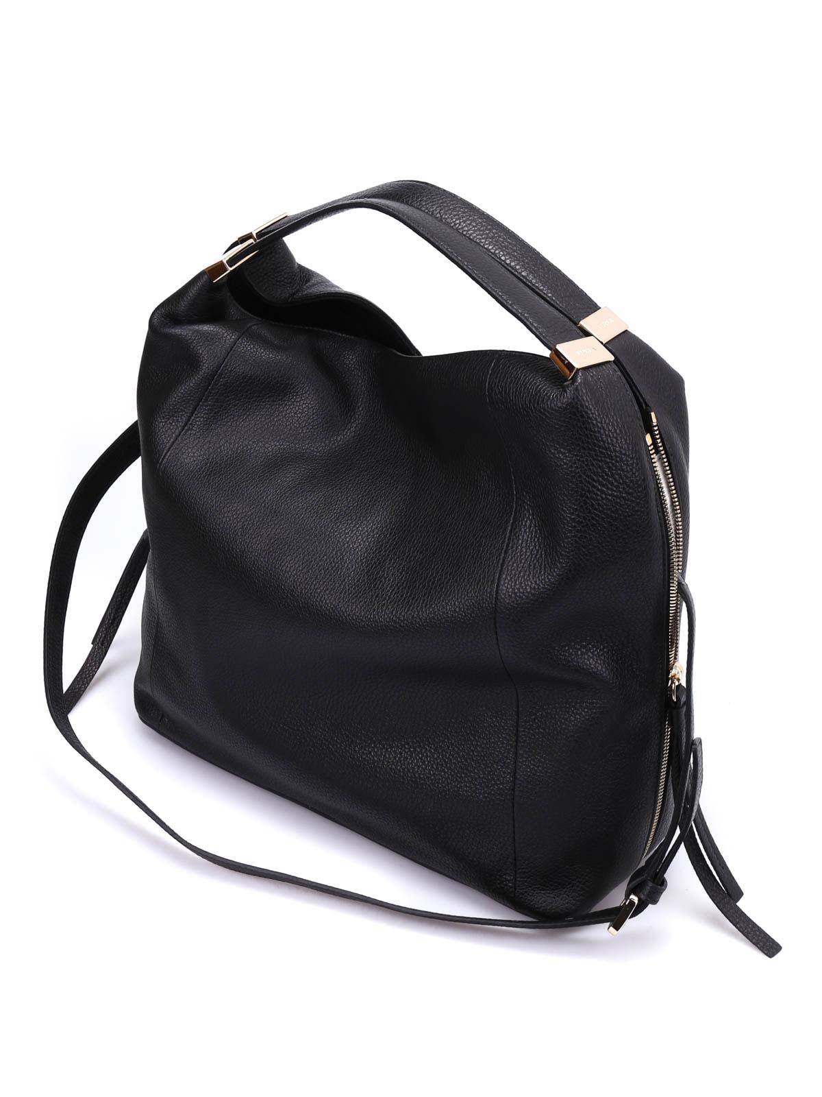 Handtasch liz schwarz von furla handtaschen ikrix - Furla tasche schwarz ...
