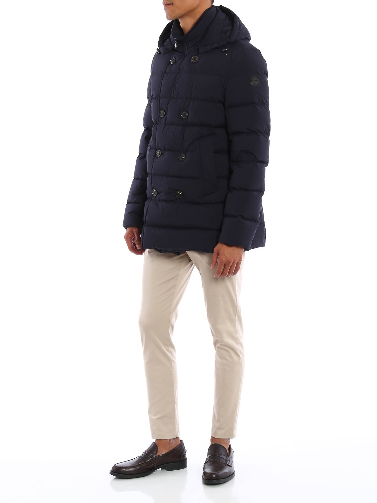 Moncler - Loirac padded jacket - padded jackets - B2 091 4181295 ... 9559867c984