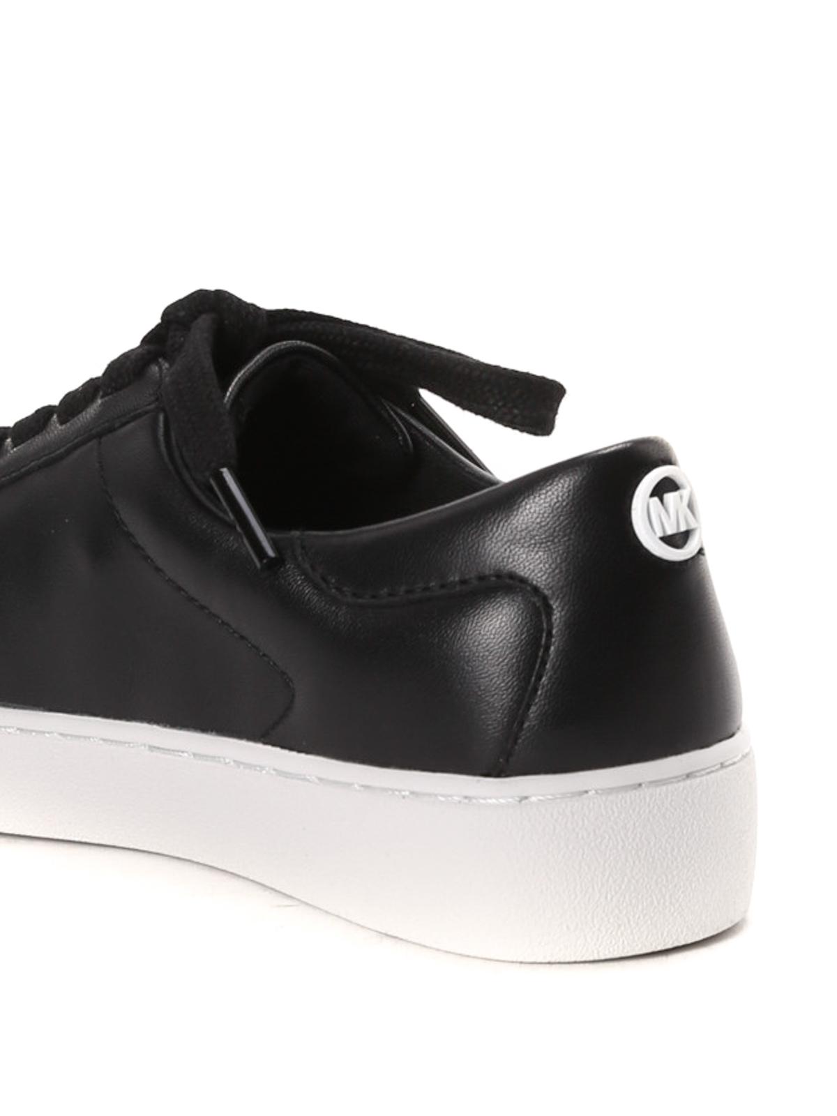 fc2cdb342c879 Michael Kors - Lola flower appliqué sneakers - trainers - 43R7LOFS1L012