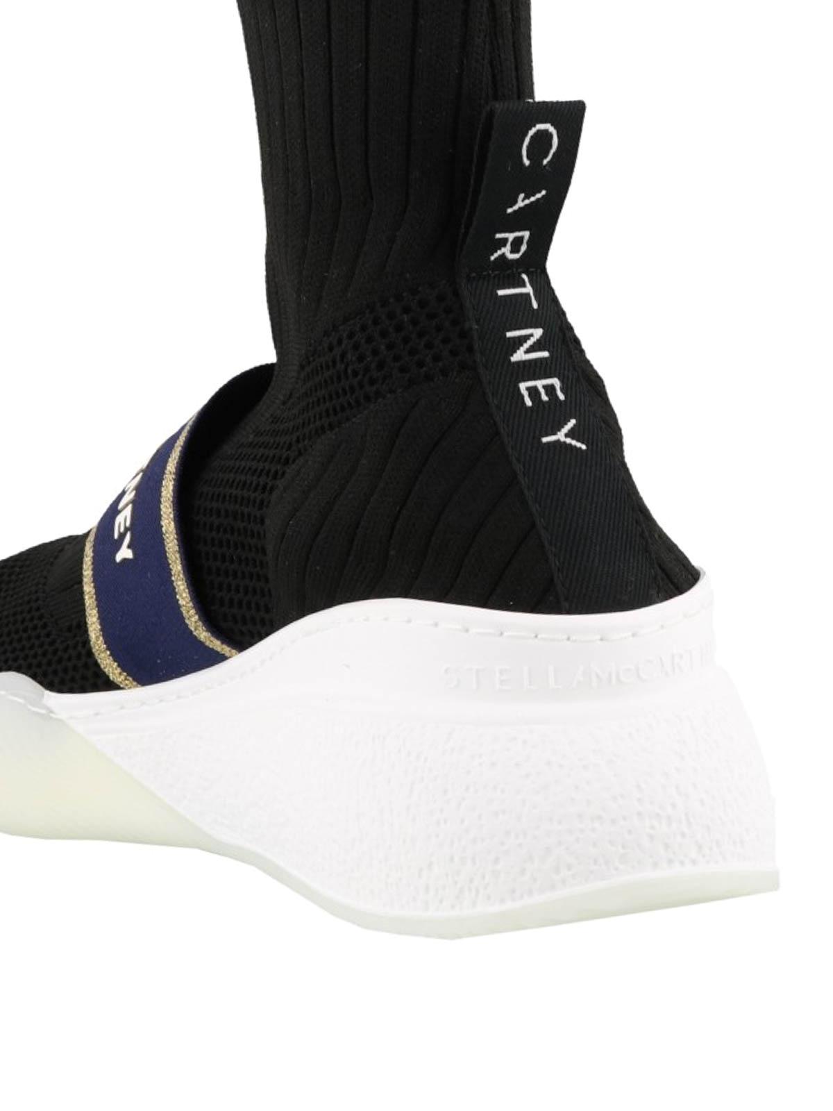 Stella Mccartney - Loop sock sneakers