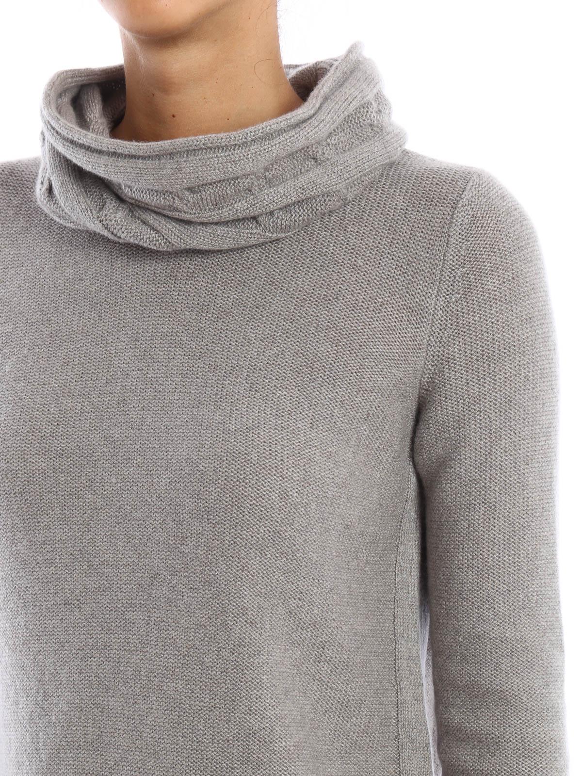 Loro Piana Kimberley Cashmere Sweater Col Roulé Col Polo