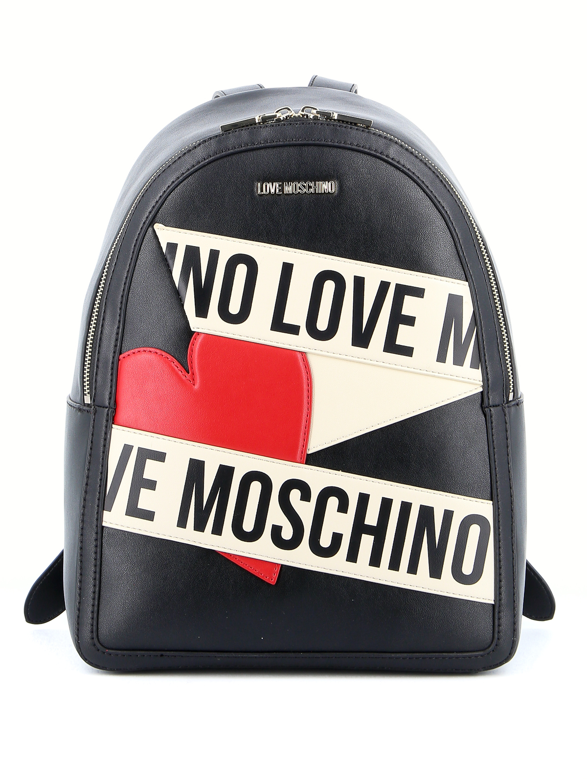Love Moschino FRONT LOGO BACKPACK