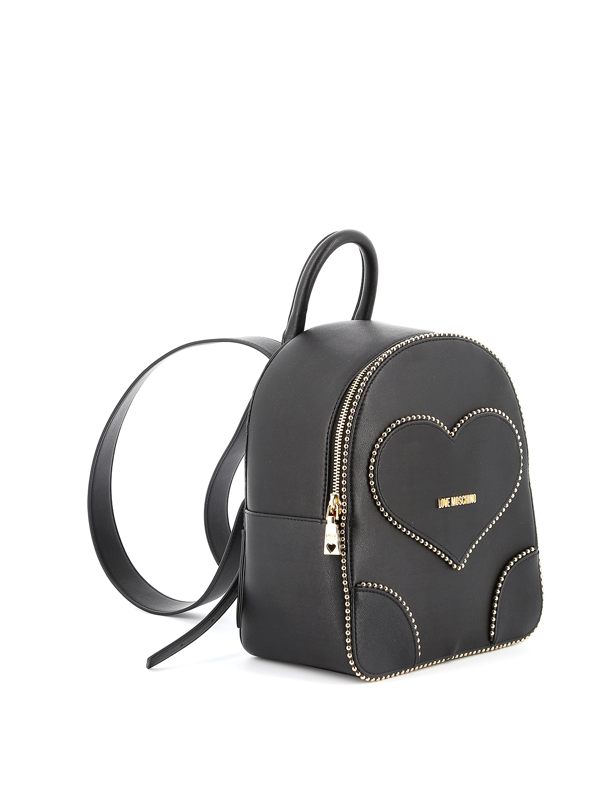 Zaino Studded Heart con borchie