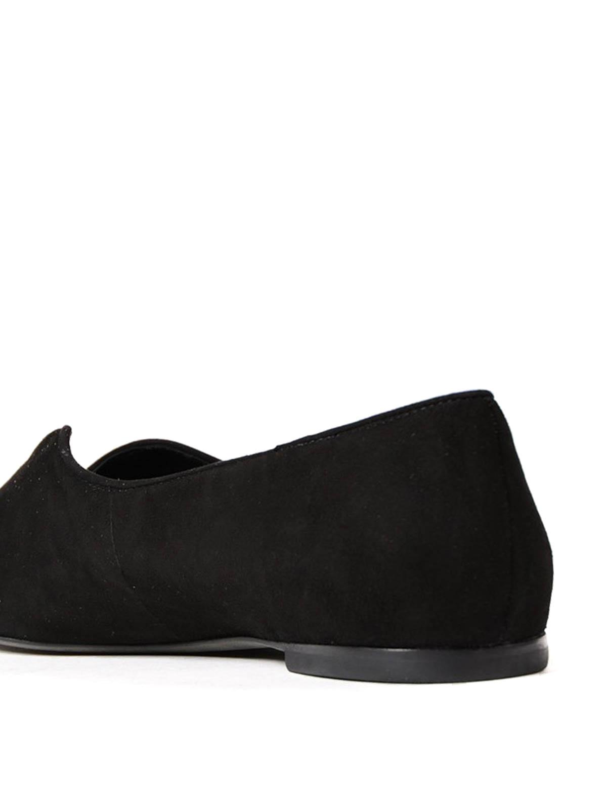 0459d4c0e0fdb3 Tory Burch - Lucia suede flats - flat shoes - 46815 009