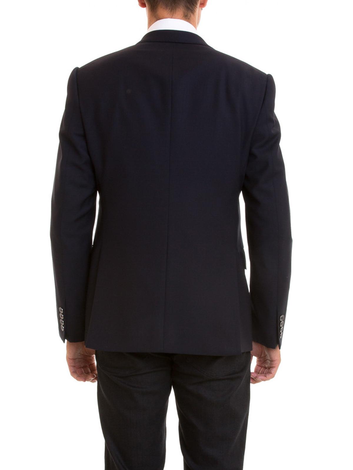 In Giacche Collezioni Sartoriale Blazer Line M Lana Armani 8nqtw0apt