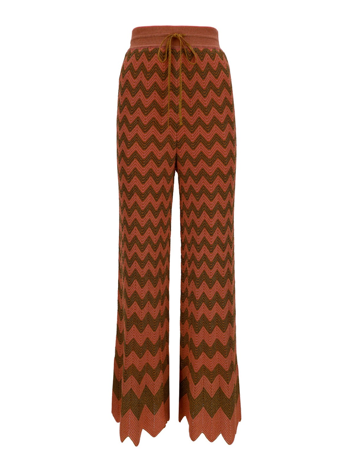 M Missoni VISCOSE BLEND PANTS
