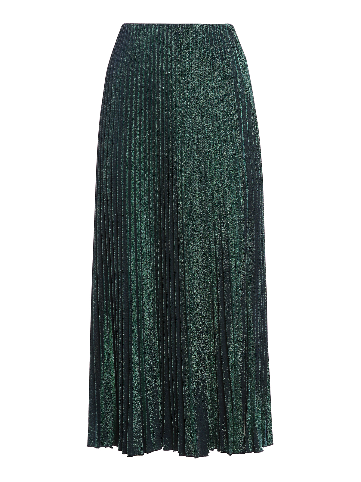 M Missoni LONG PLEATED SKIRT
