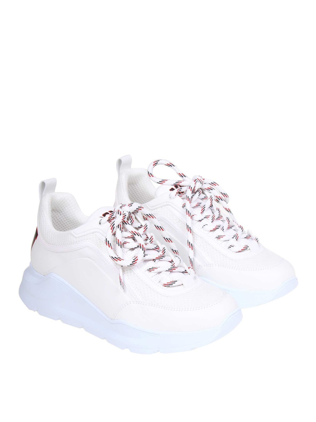 M.S.G.M. Sneaker Z Running bianche sneakers