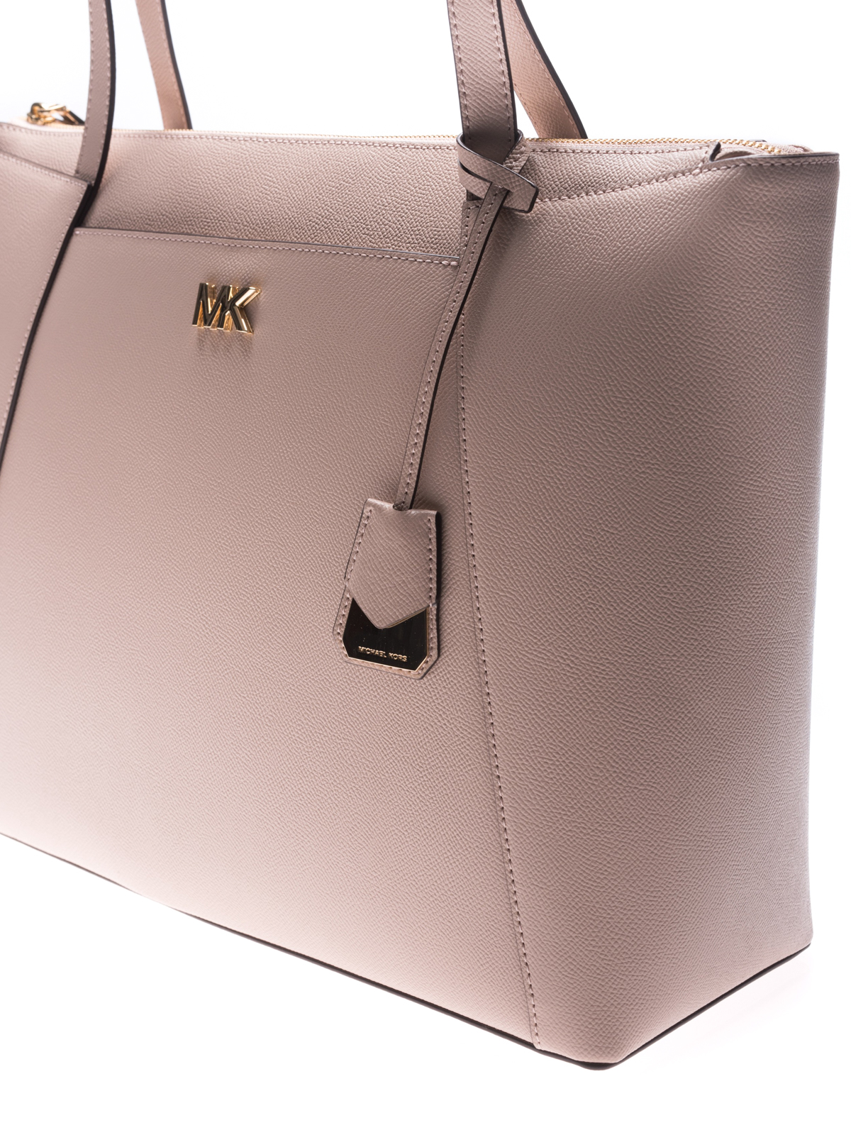 90926eec6f23 Maddie leather shopping bag shop online: MICHAEL KORS · MICHAEL KORS: totes  bags ...