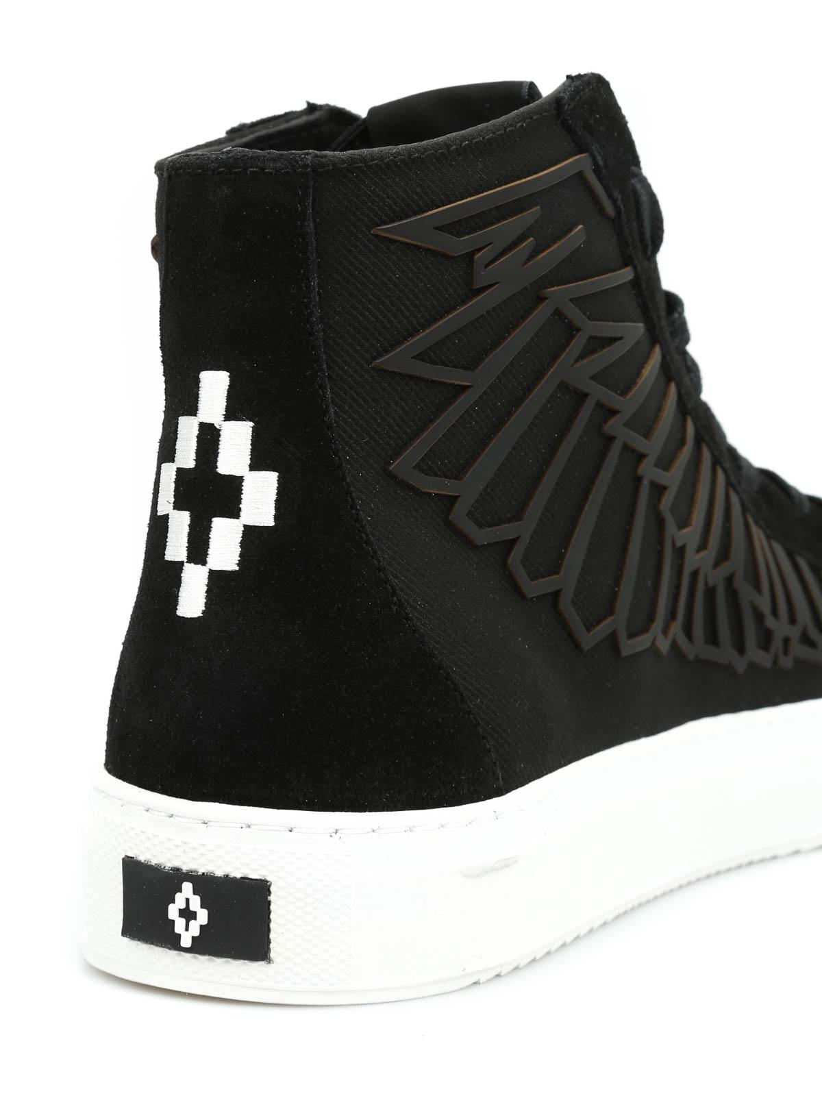 molto carino b68c6 8c122 Marcelo Burlon - Maipu high-top sneakers - trainers ...
