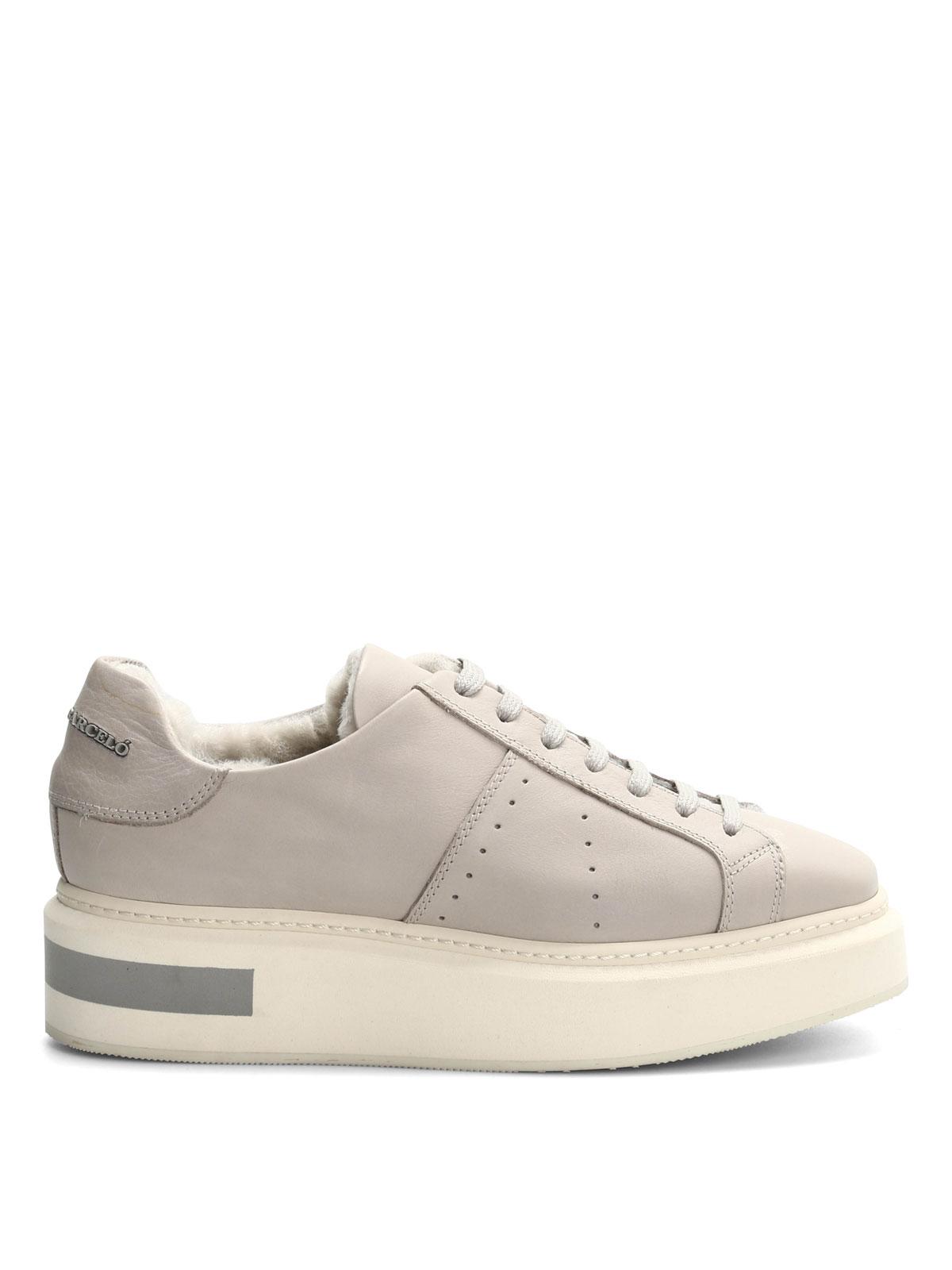 new concept 51106 06dd0 Manuel Barcelo' - Trafalgar nappa low sneakers - trainers ...