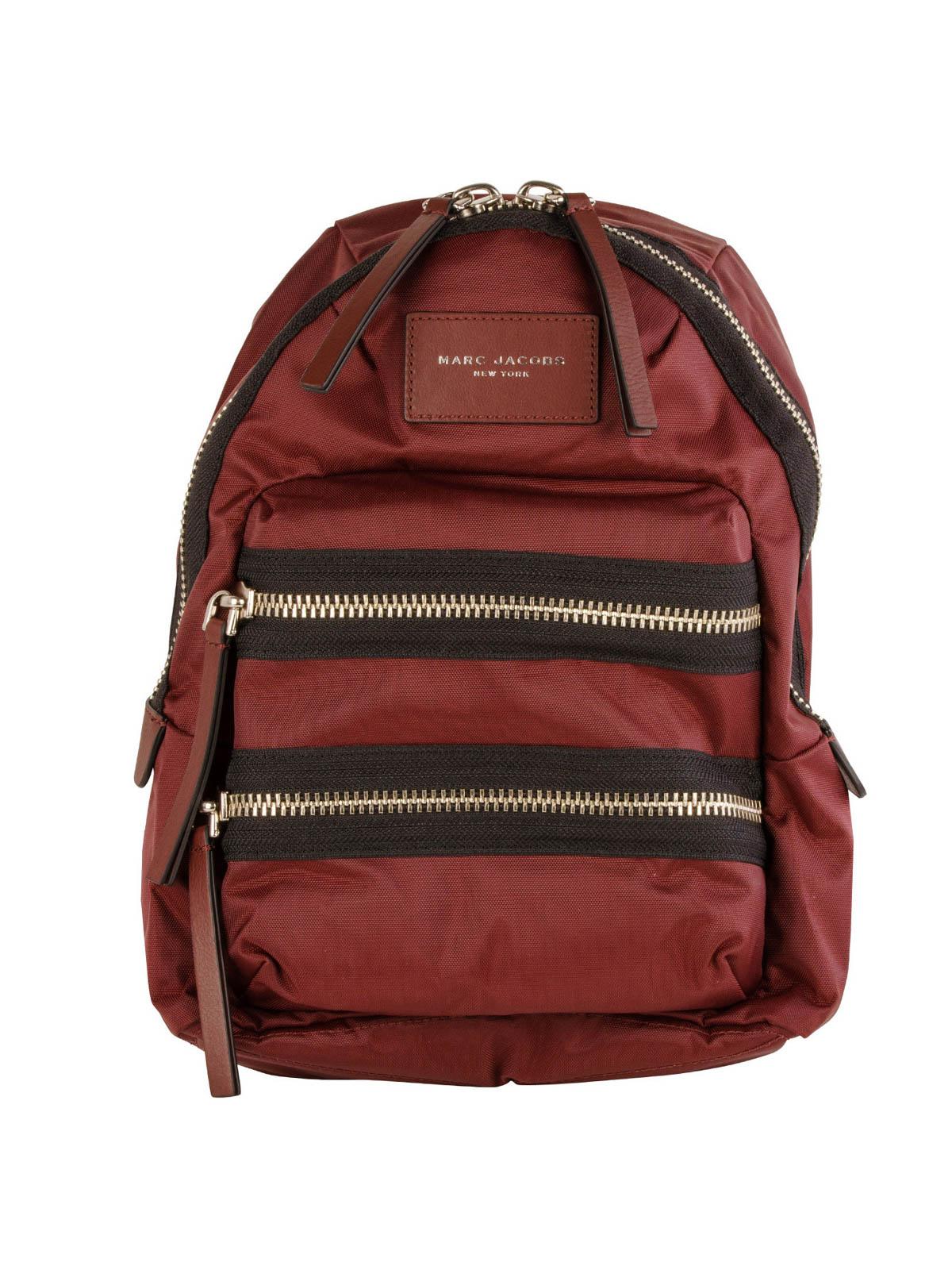 biker mini nylon backpack by marc jacobs backpacks ikrix. Black Bedroom Furniture Sets. Home Design Ideas