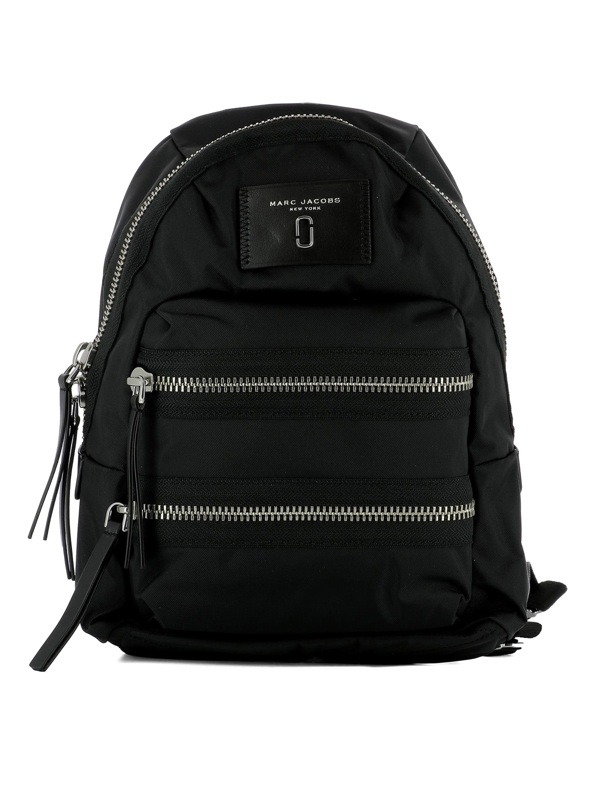 biker style small nylon backpack by marc jacobs. Black Bedroom Furniture Sets. Home Design Ideas