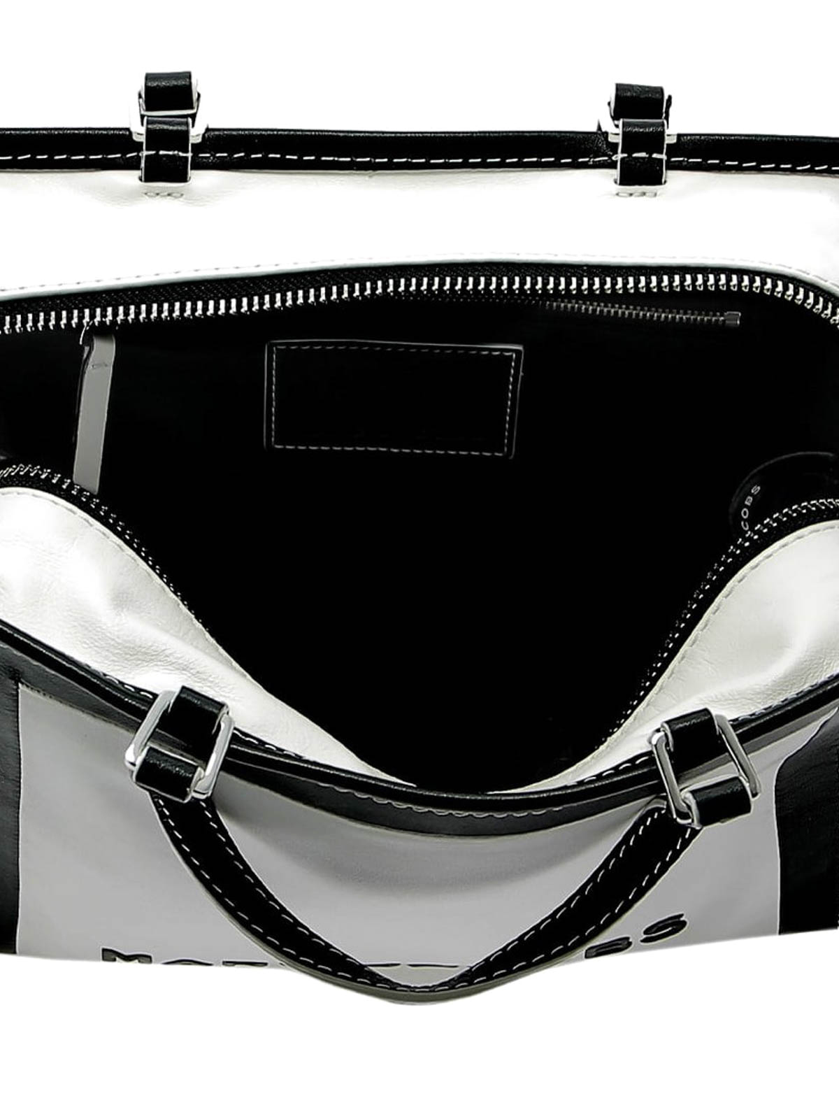 MARC JACOBS buy online The Box 29 black and white tote. MARC JACOBS  totes  bags ... 624dce394b717