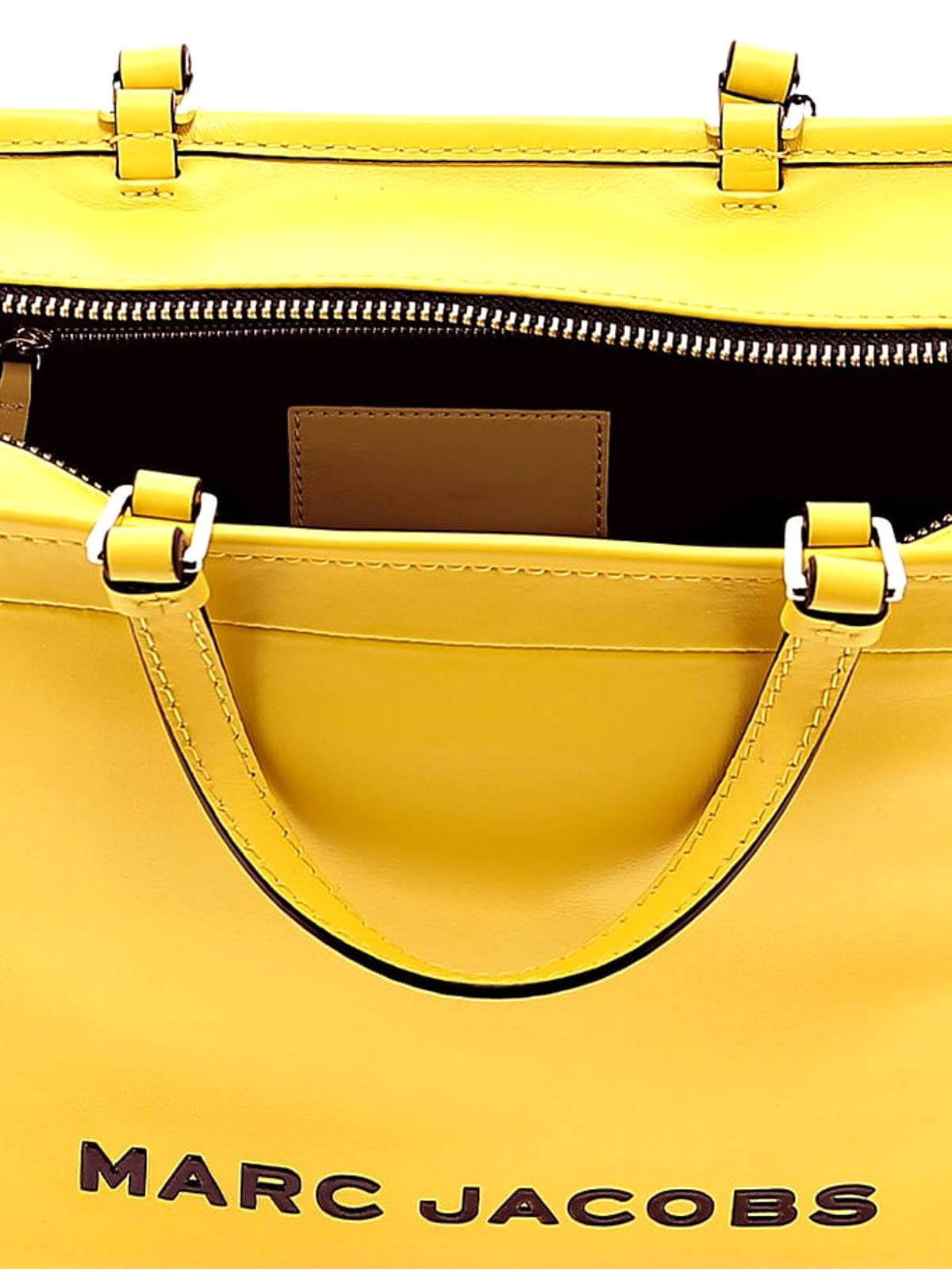 c5ec5aa85 MARC JACOBS buy online The Box 29 yellow leather tote. MARC JACOBS: totes  bags ...