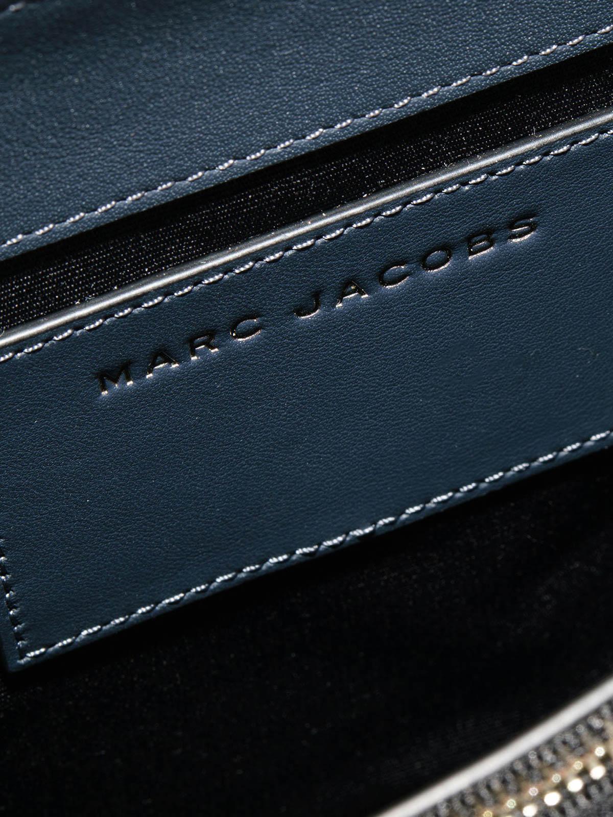 Marc Jacobs Handtasche West End Dunkelblau Handtaschen