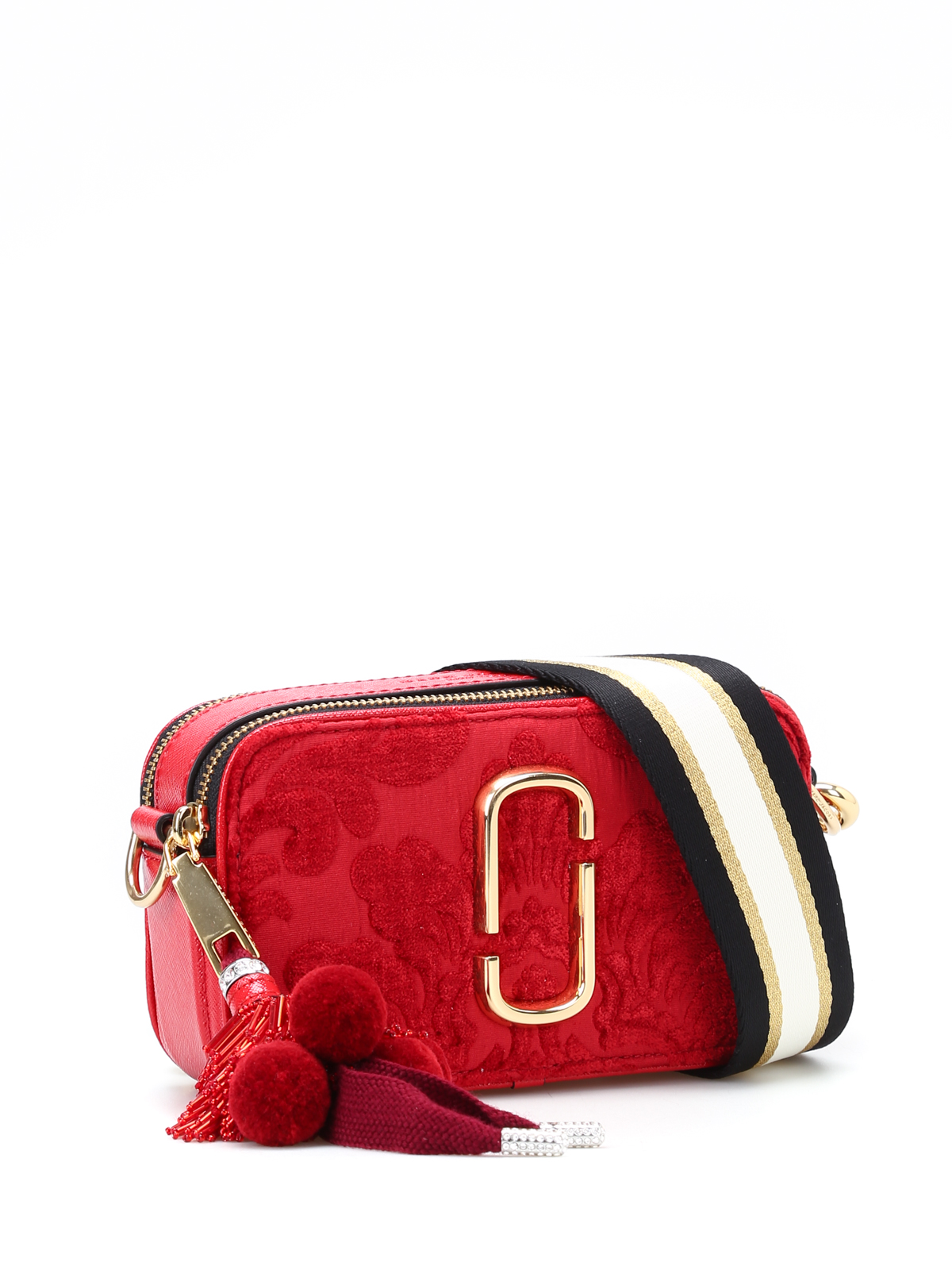 Damask Snapshot Small Camera Bag By Marc Jacobs Cross Body Bags Shop Online At Ikrix Com