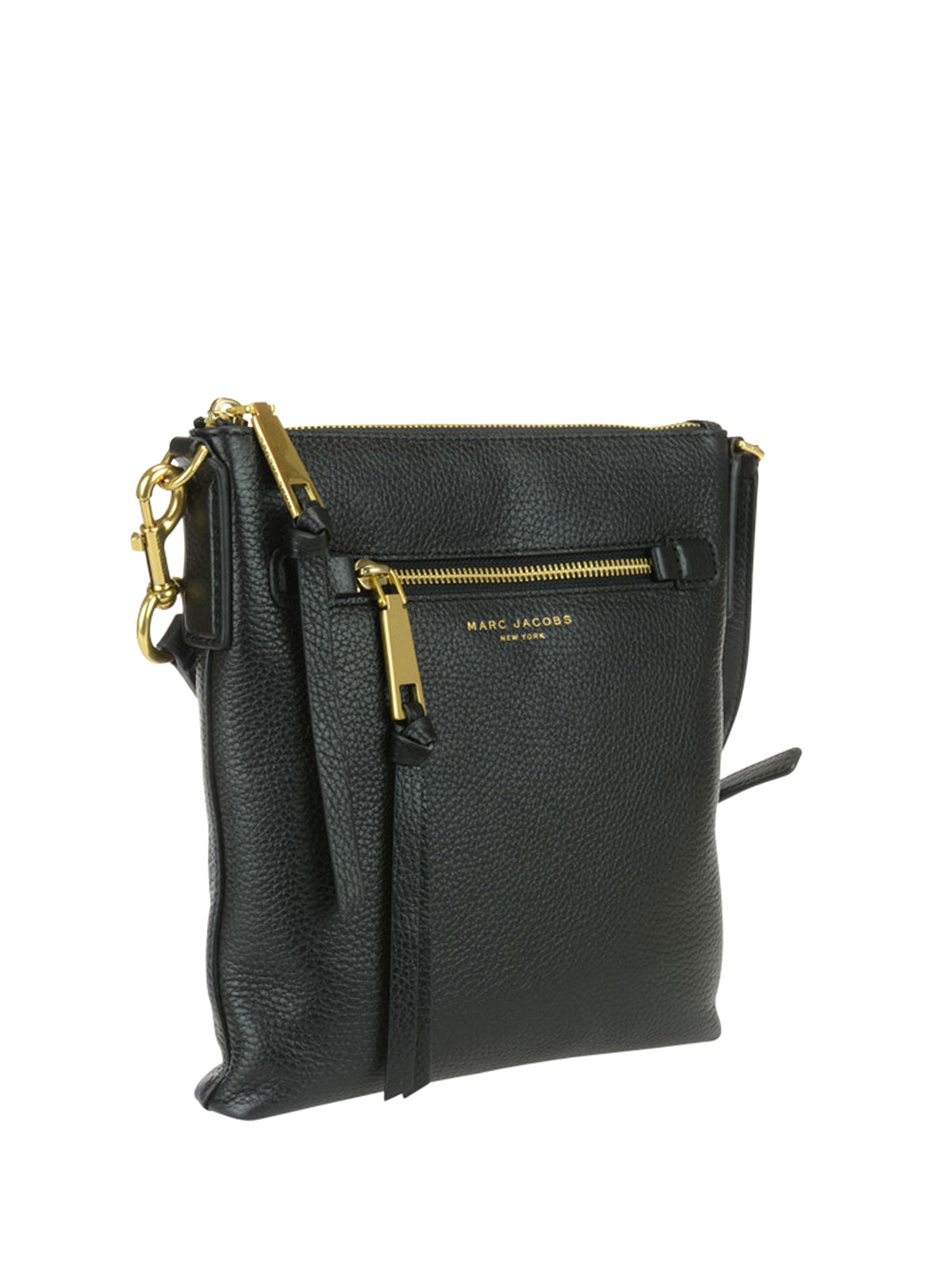 Marc Jacobs Hammered leather cross body bag sCU5S17