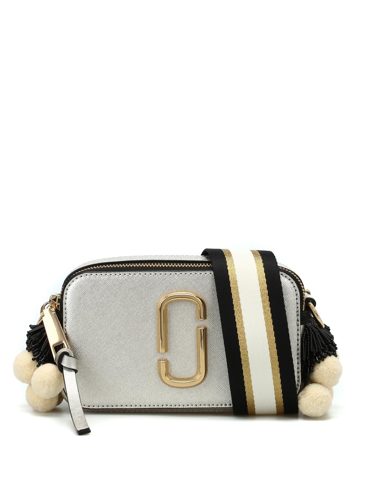Marc Jacobs Snapshot S Embellished Bag Cross Body Bags