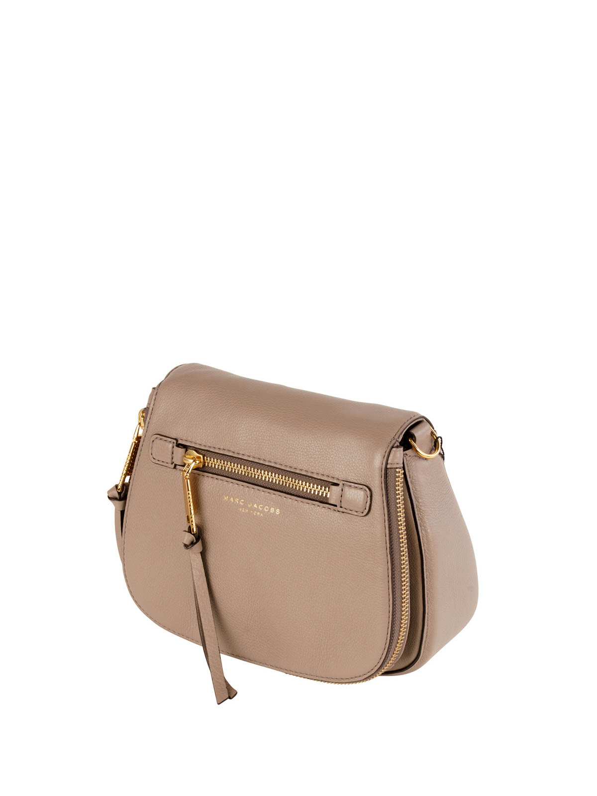 976e99a421 MARC JACOBS  cross body bags online - Recruit leather cross body bag