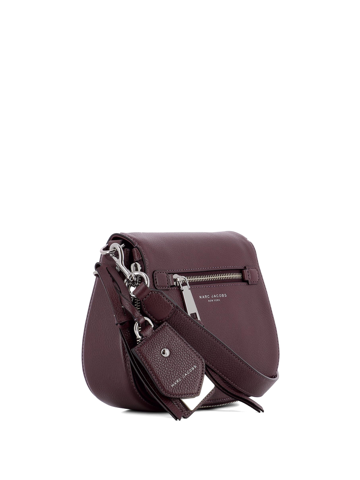 0b70892361 MARC JACOBS: borse a tracolla online - Borsa bisaccia Recruit Nomad Small