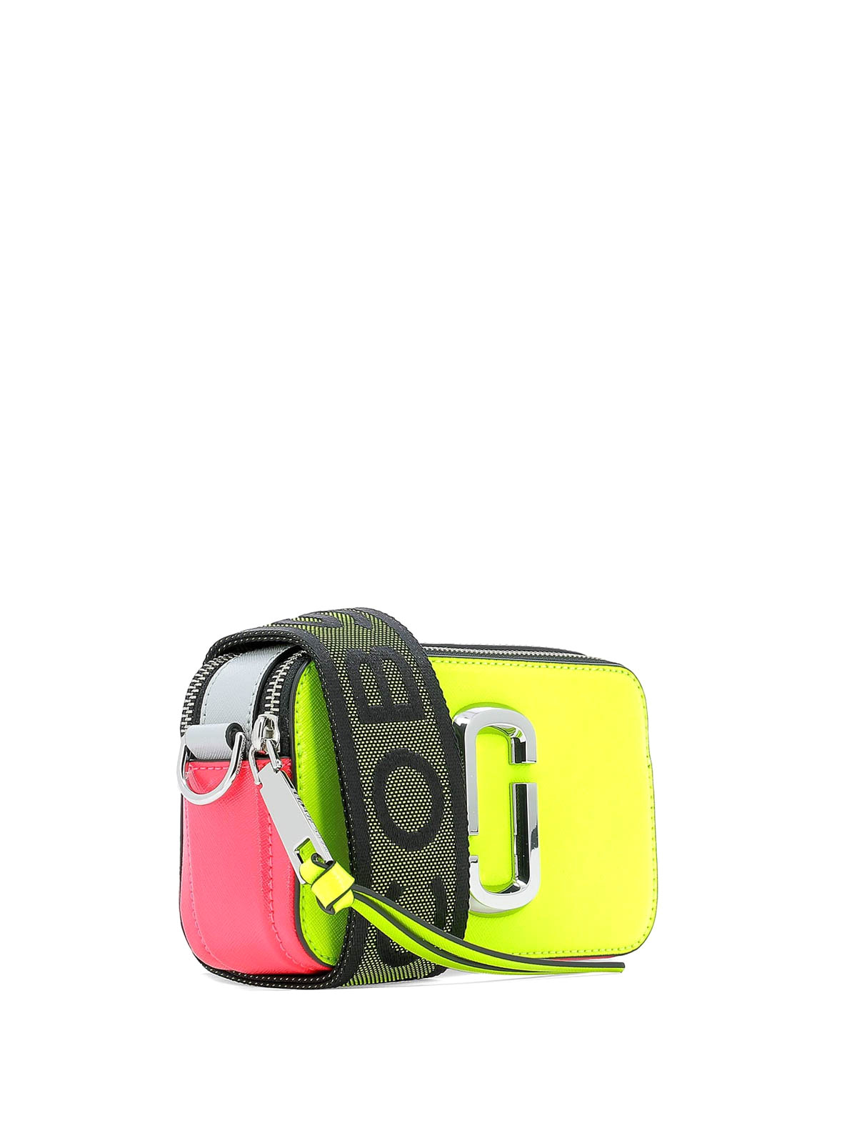 Marc Jacobs - Snapshot fluorescent small bag - cross body bags ...