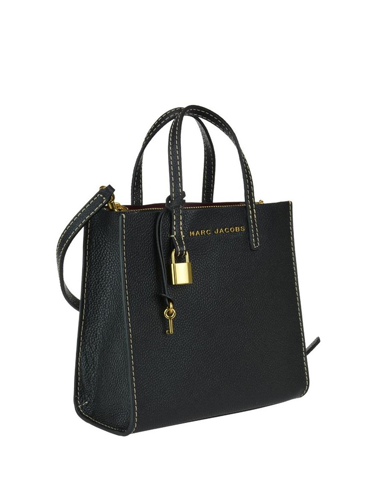 Marc Jacobs - The Mini Grind black bag - cross body bags - M0013268065