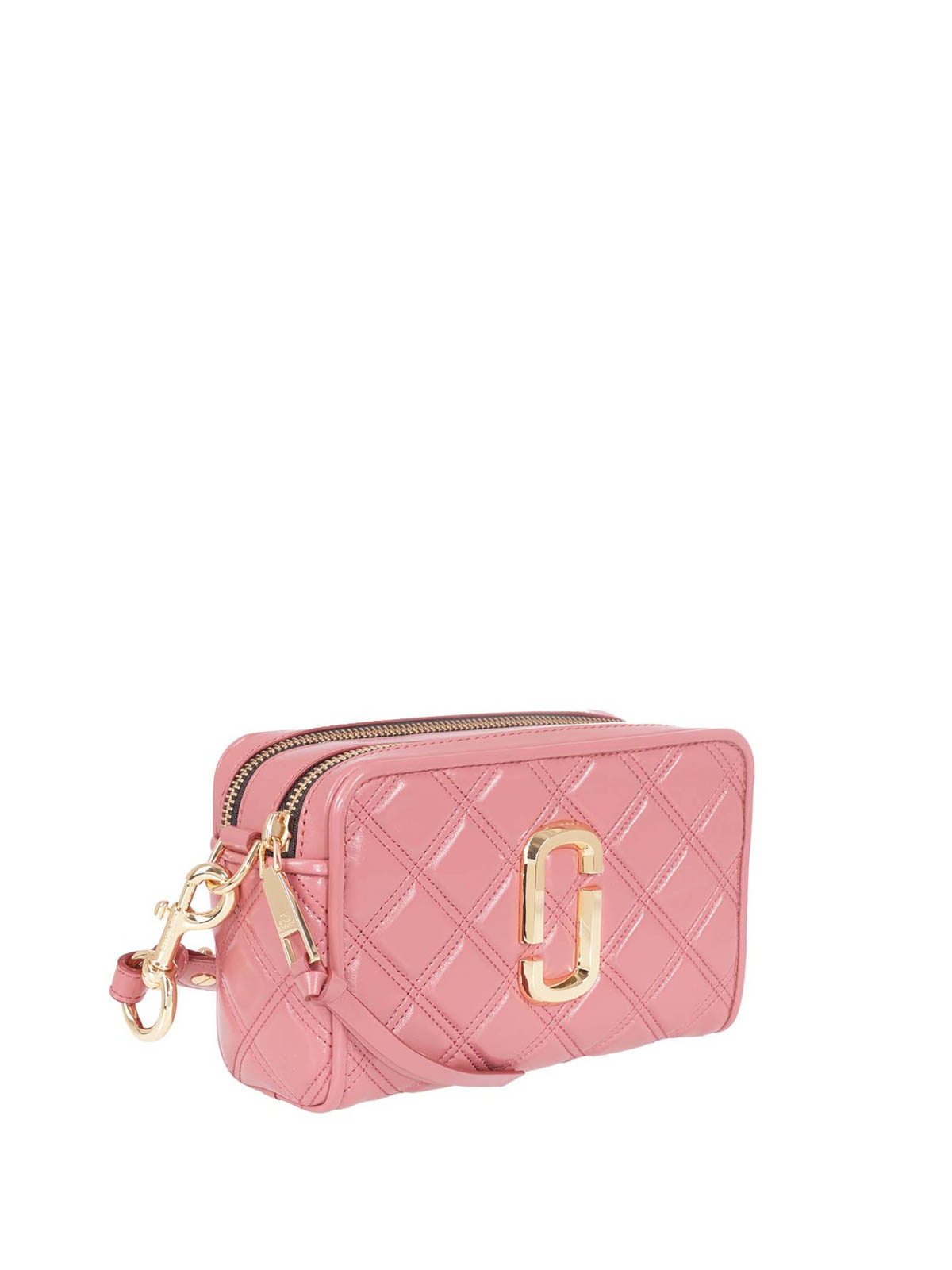 The Quilted Softshot 21 - Rose