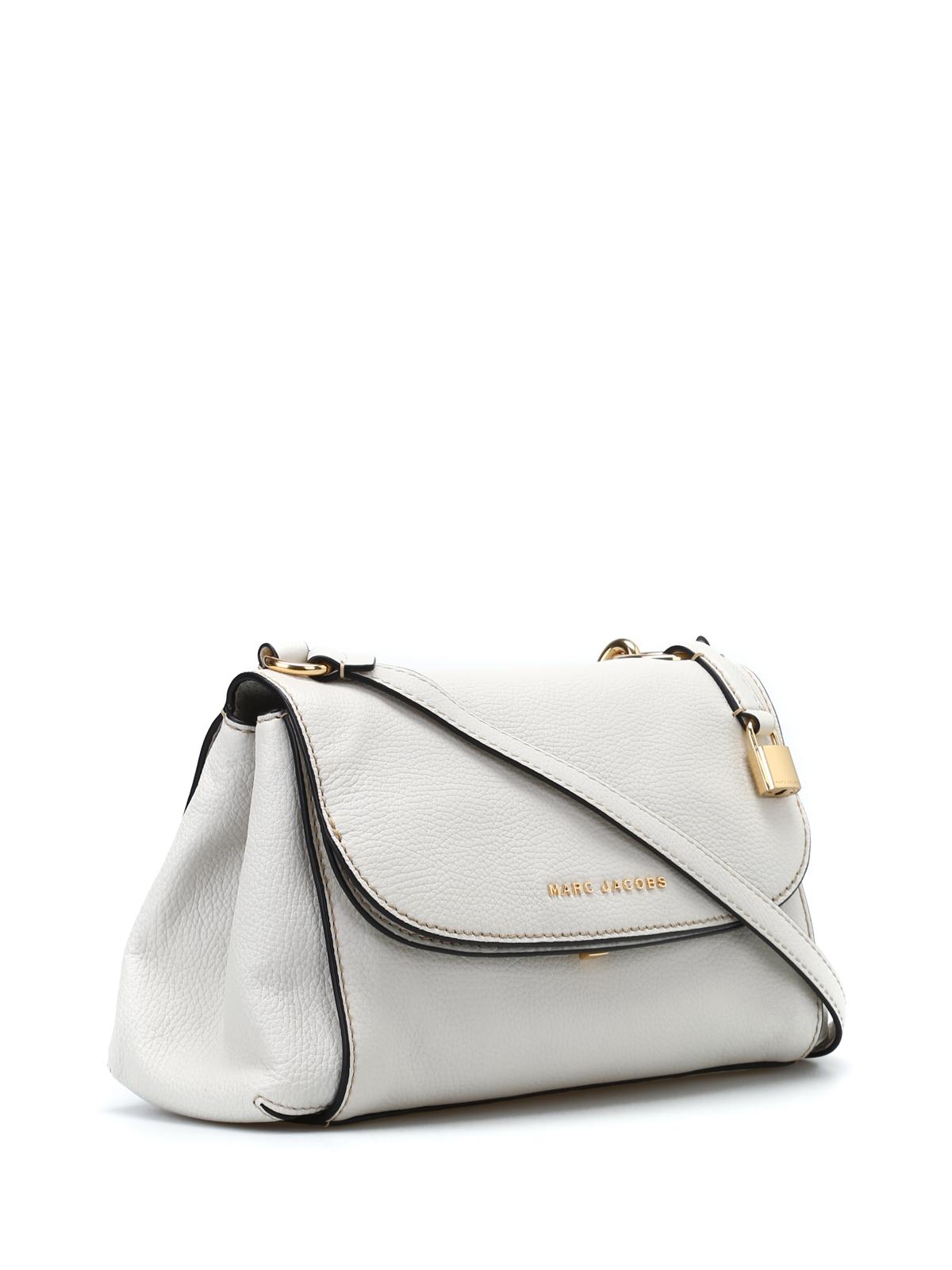 b43e6b4b6ff MARC JACOBS: shoulder bags online - Boho Grind grainy leather bag