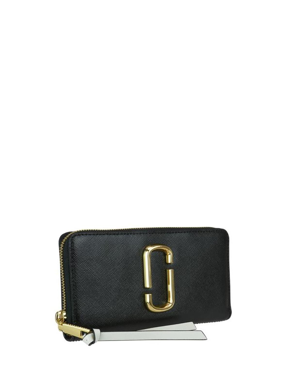 42e23b4df5 MARC JACOBS: wallets & purses online - Snapshot Standard black wallet