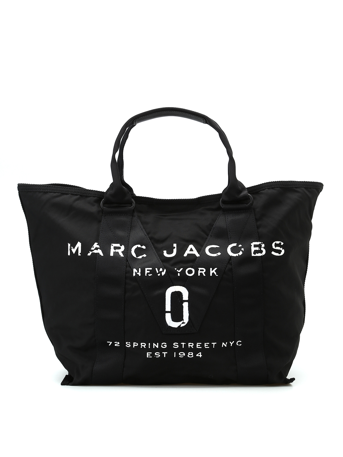 7c72afd16a Marc Jacobs - Shopper grande in tessuto tecnico - shopper - M0011223001