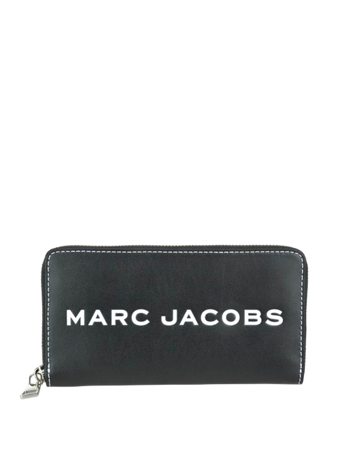 Marc Jacobs - Portefeuilles - Noir - Portefeuilles - M0014583001