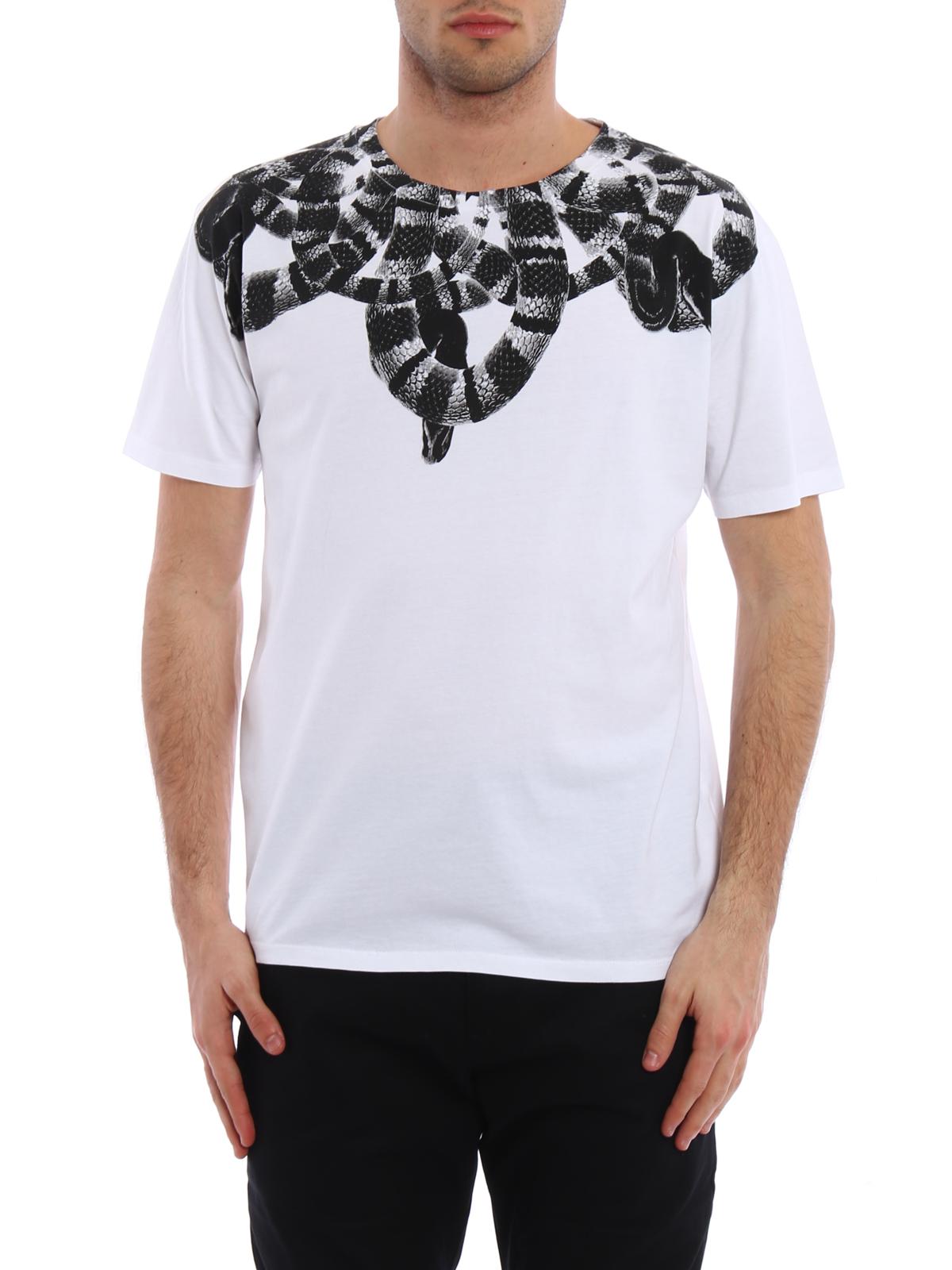 on sale 5c227 ae099 Marcelo Burlon - Leonardo T-shirt - t-shirts ...