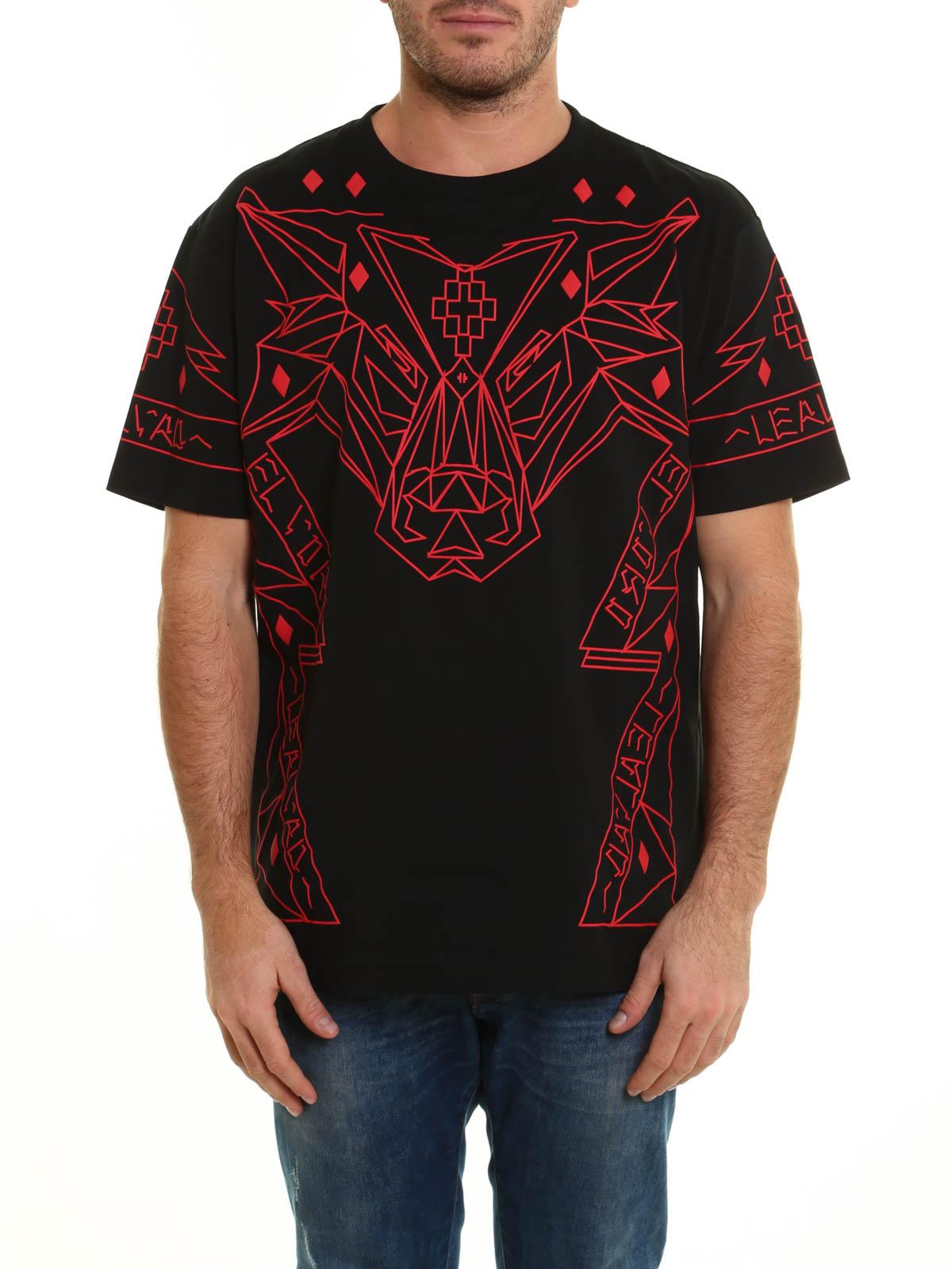 Lamborghini T Shirt By Marcelo Burlon T Shirts Ikrix
