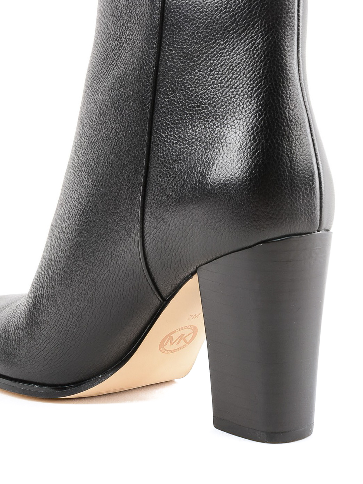buy good entire collection new design Michael Kors - Margaret calf leather ankle boots - boots ...