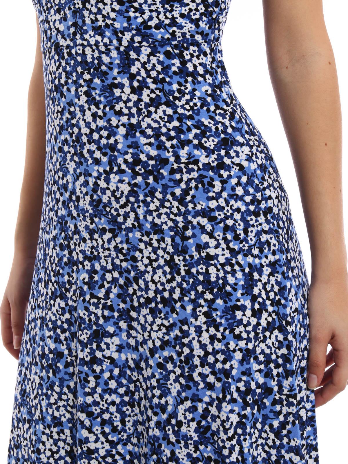 Michael Kors - Floral print maxi dress