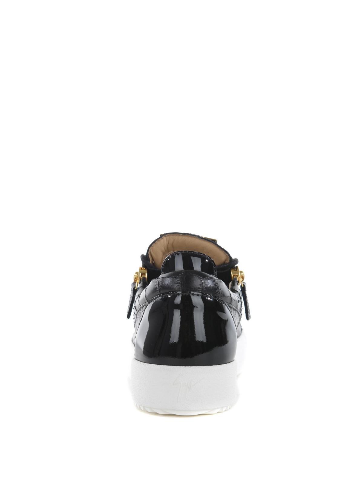 74ad6197763e9 Giuseppe Zanotti - May London croco print sneakers - trainers ...
